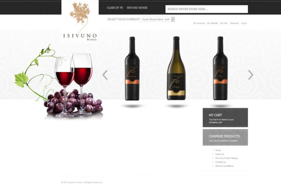 Isivuno Wines